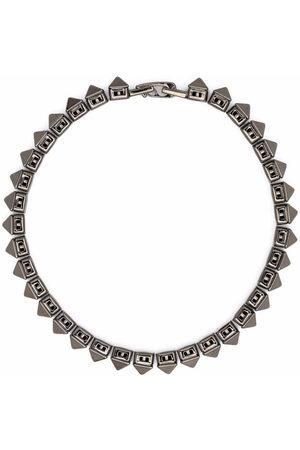 Valentino Garavani Herren Armbänder - Rockstud embellished thin bracelet