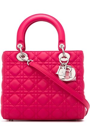 Dior Pre-owned Mini-Tasche mit Cannage-Steppung