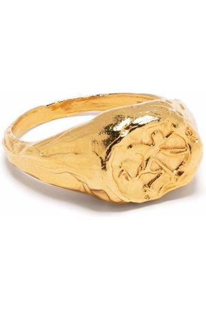 Alighieri Ring mit Löwen-Motiv