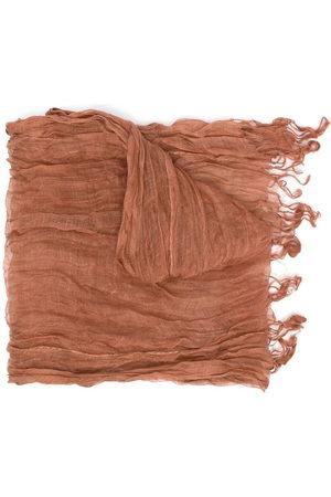 Issey Miyake 2000s Schal mit Knitteroptik