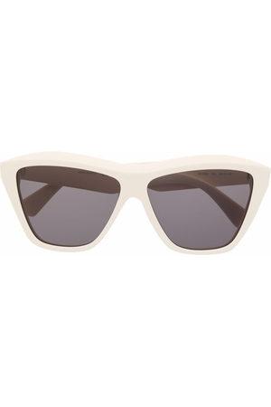 Bottega Veneta Herren Sonnenbrillen - Sonnenbrille mit eckigem Gestell