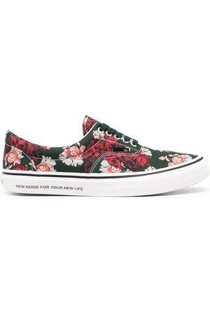 UNDERCOVER Sneakers mit Blumen-Print