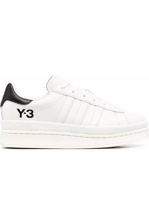 Y-3 Logo-print low-top sneakers