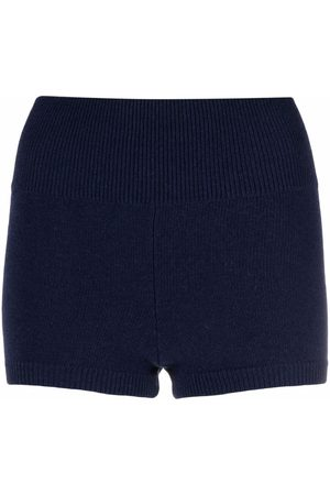 AMI AMALIA Gestrickte Merino-Shorts