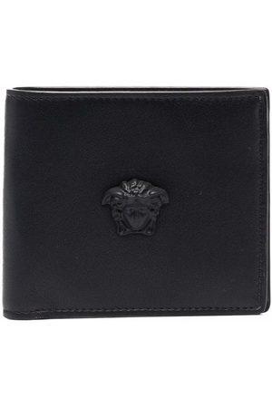 VERSACE Herren Geldbörsen & Etuis - Medusa motif leather wallet