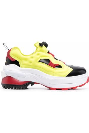 Maison Margiela X Reebok Sneakers mit Tabi-Kappe