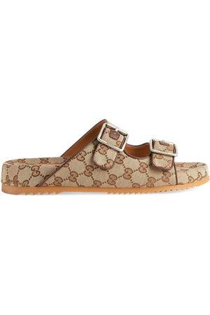 Gucci Sandalen aus GG Supreme