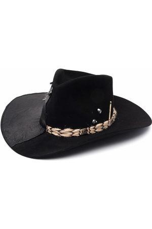 NICK FOUQUET Hüte - Fedora aus Wolle