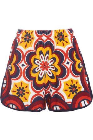 La DoubleJ Damen Shorts - Shorts Terry