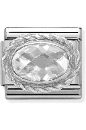 Nomination Accessoires - Classic - Composable Classic- Stein facettiert mit Kordel- 330604/010