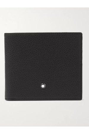 Mont Blanc Herren Geldbörsen & Etuis - Full-Grain Leather Billfold Wallet