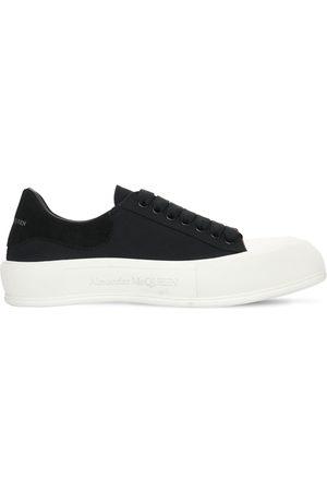 Alexander McQueen Sneakers Aus Canvas