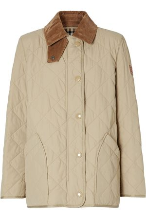 Burberry Cotswold Quilted Nylon Jacket