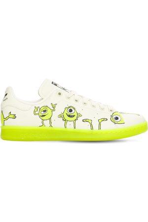 "adidas Damen Sneakers - Sneakers Aus Primegreen ""kermit Stan Smith"""
