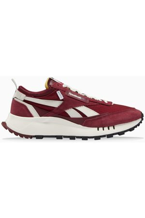 Reebok Burgundy Classic Leather Legacy GORE-TEX sneakers