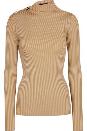 Proenza Schouler Pullover aus Rippstrick