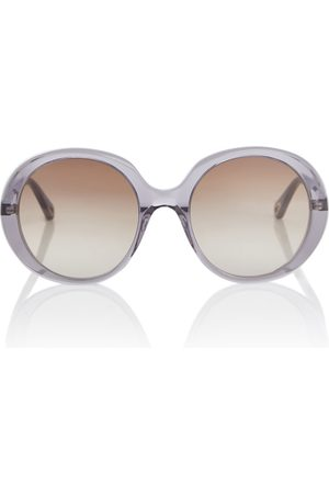 Chloé Damen Sonnenbrillen - Ovale Sonnenbrille Esther