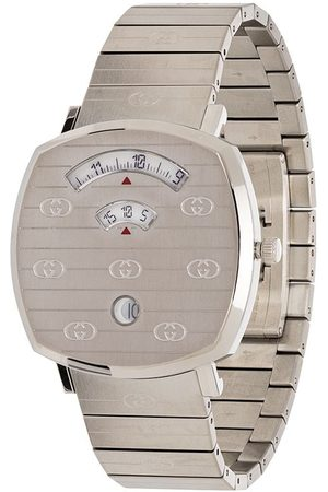 Gucci Herren Uhren - Grip' Armbanduhr, 35mm