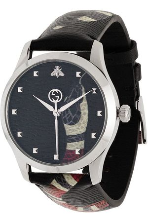 Gucci Herren Uhren - Le Marché des Merveilles' Armbanduhr, 35mm