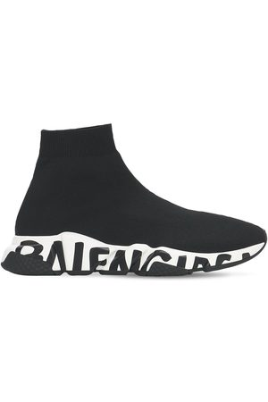 "Balenciaga 30mm Hohe Sneakers ""speed Graffiti"""