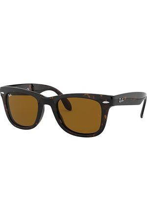 Ray-Ban Sonnenbrillen - Wayfarer Zusammenklappbar Classic Havana, Lenses - RB4105