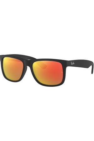 Ray-Ban Justin Color Mix , Rot Lenses - RB4165