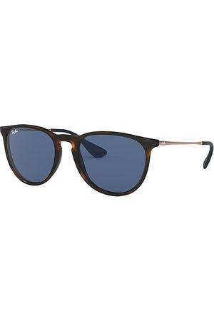 Ray-Ban Erika Color Mix Bronze-Kupfer, Blau Lenses - RB4171