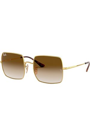 Ray-Ban Square 1971 Classic , Braun Lenses - RB1971