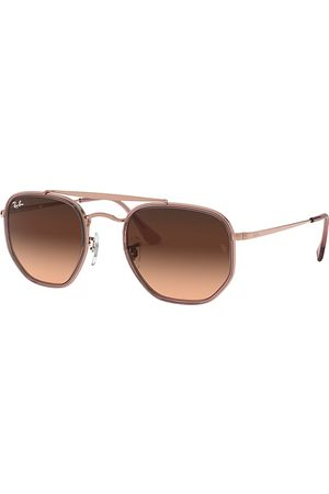Ray-Ban Marshal II Bronze-Kupfer, Pink Lenses - RB3648M