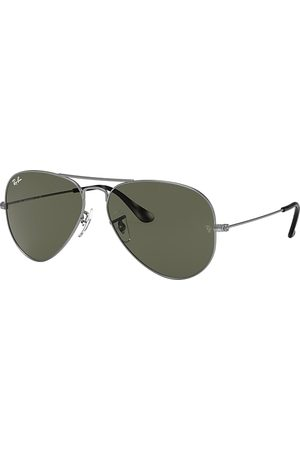 Ray-Ban Aviator Classic Metall, Grün Lenses - RB3025