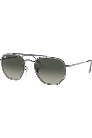 Ray-Ban Marshal II Gunmetal, Grau Lenses - RB3648M