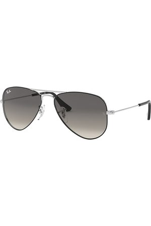 Ray-Ban Aviator Junior , Grau Lenses - RJ9506S