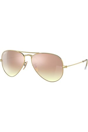 Ray-Ban Aviator Large Metal , Pink Lenses - RB3025