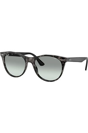 Ray-Ban Wayfarer II Washed Evolve , Blau Lenses - RB2185