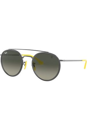 Ray-Ban Rb3647m Scuderia Ferrari Collection Gunmetal, Grau Lenses - RB3647M