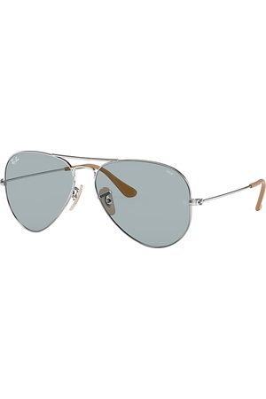 Ray-Ban Aviator Washed Evolve , Blau Lenses - RB3025