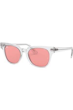 Ray-Ban Meteor Washed Evolve Transparent, Pink Lenses - RB2168
