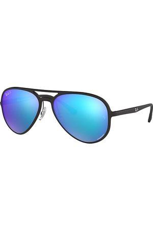 Ray-Ban Rb4320 Chromance , Polarized Blau Lenses - RB4320CH