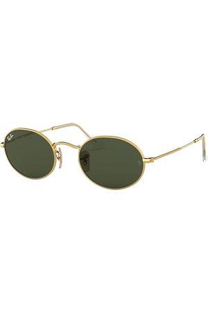 Ray-Ban Oval , Grün Lenses - RB3547