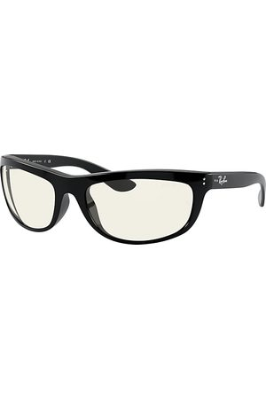 Ray-Ban Balorama Clear Evolve With Blue-light Filter glänzend, Grau Lenses - RB4089