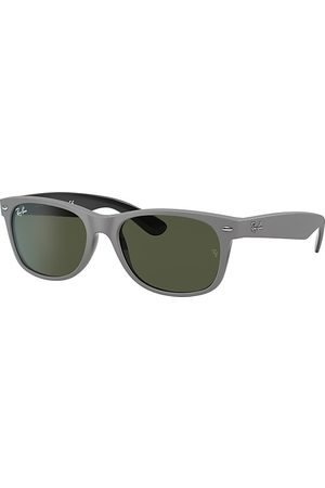 Ray-Ban New Wayfarer Color Mix , Grün Lenses - RB2132