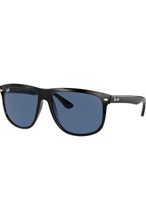 Ray-Ban Rb4147 glänzend, Blau Lenses - RB4147