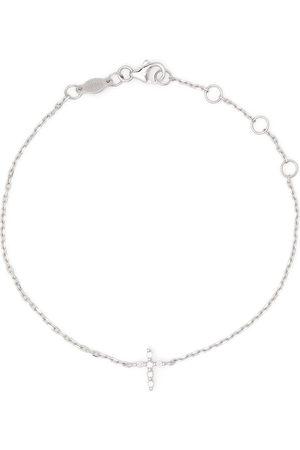DJULA Damen Armbänder - 18kt Weißgoldarmband mit Diamanten