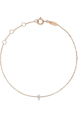 DJULA 18kt Rotgoldarmband mit Diamanten