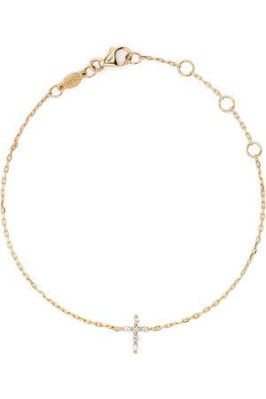 Djula 18kt Gelbgold-Kettenarmband