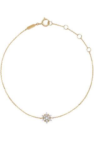 Djula 18kt Gelbgoldarmband mit Diamanten