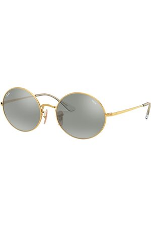 Ray-Ban Sonnenbrillen - Oval 1970 Mirror Evolve , Grau Lenses - RB1970