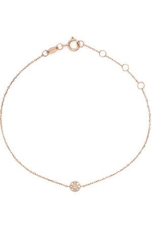 Djula Damen Armbänder - 18kt Rotgoldarmband mit Diamanten