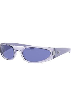 Ray-Ban Rb4332 Hellviolett, Blau Lenses - RB4332
