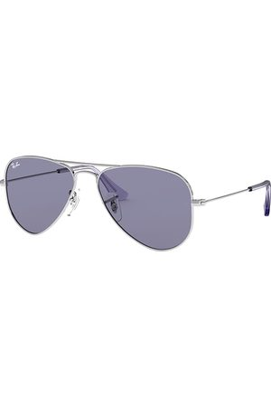 Ray-Ban Aviator Junior , Blau Lenses - RJ9506S
